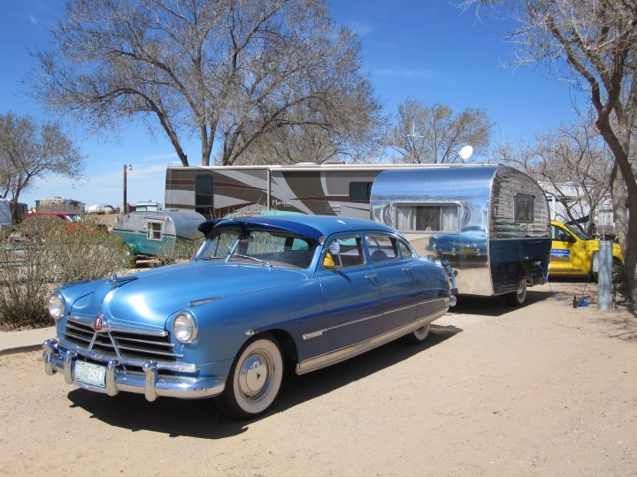 Rv On Route 66