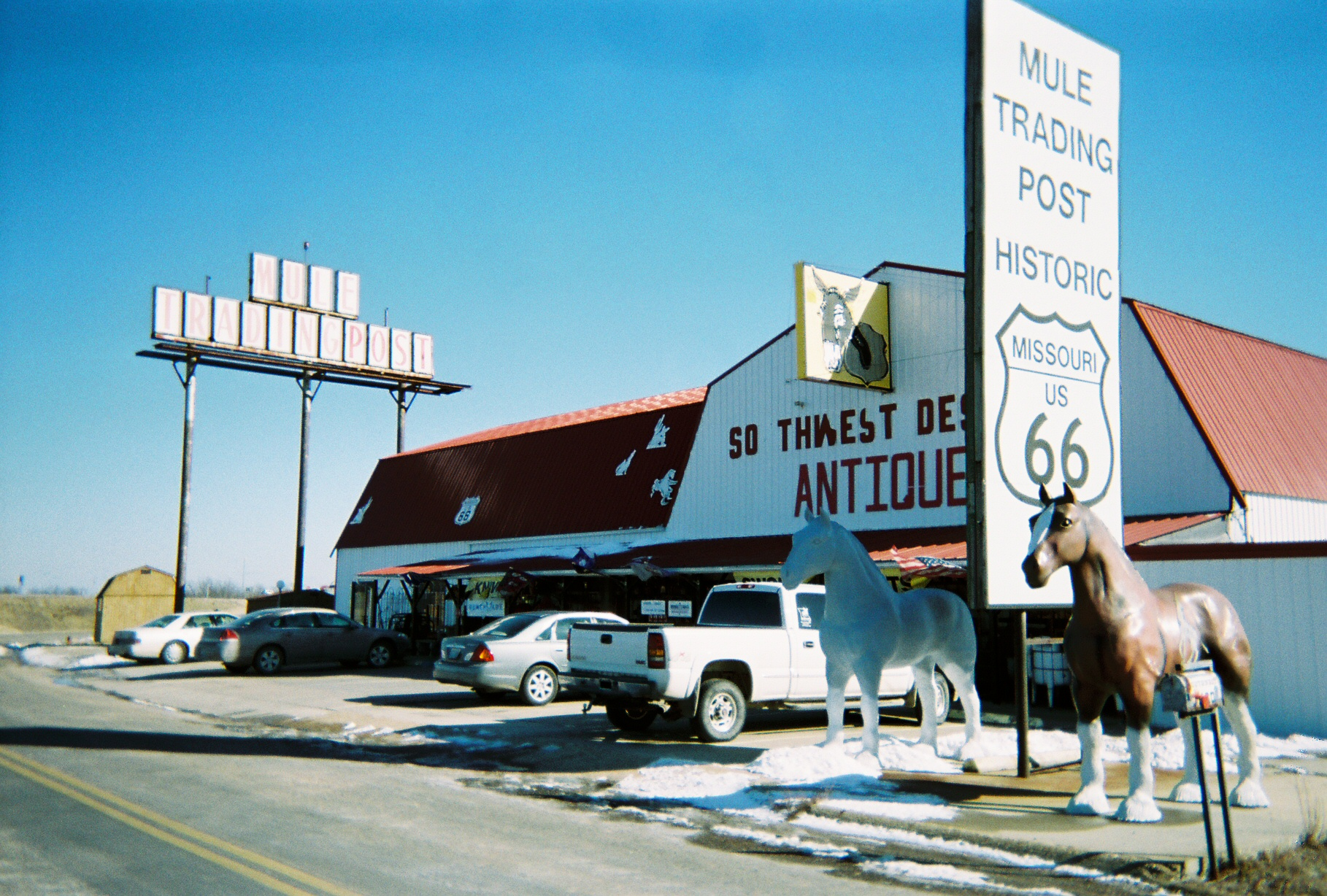 Missourii On Route 66